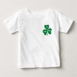 een Iers hart Baby T Shirts