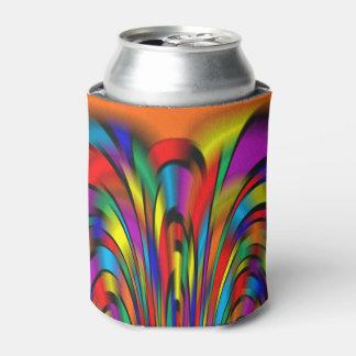 Een kleurrijke Integratie kan of Koeler bottelen