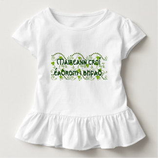 Een licht hart leeft lang kinder shirts