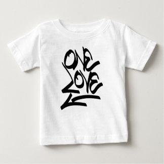 één-liefde baby t shirts