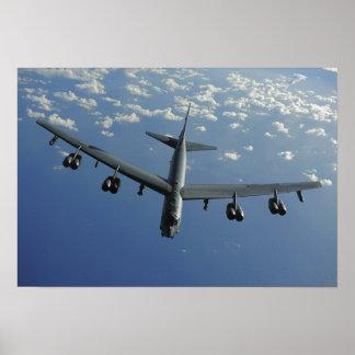Een Luchtmacht van de V.S.B-52 Stratofortress Poster