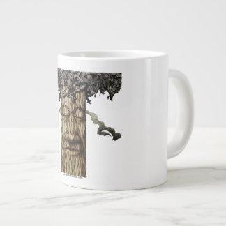 Een MACHTIGE Dekking van de BOOM Grote Koffiekop