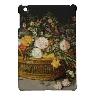 Een mand van Bloemen - Jan Brueghel Jonger iPad Mini Hoesje
