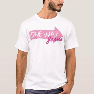 Één Manier - > JESUS T Shirt