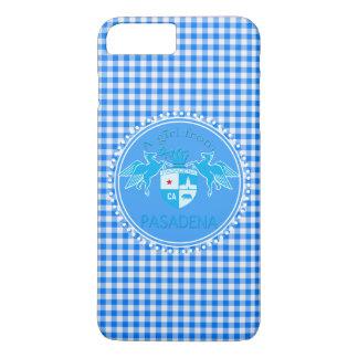 Een meisje van het Blauwe Embleem Dorothy van het iPhone 7 Plus Hoesje