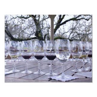 """Een """"middag bij de Wijnmakerij """" Kaart"""