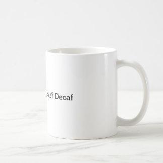 Een mok van de Koffie voor ernstige koffiedrinkers