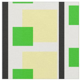 Een mooi Zwart Groen en gouden patroon JN: 01 Stof