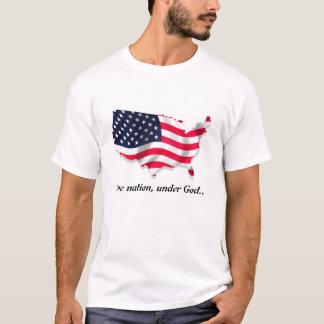 Één Natie, onder de t-shirt van de God