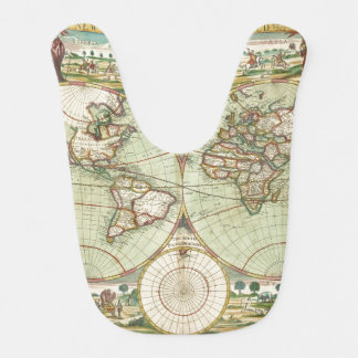 Een nieuwe mapp van de wereld - Atlas Slabbetje