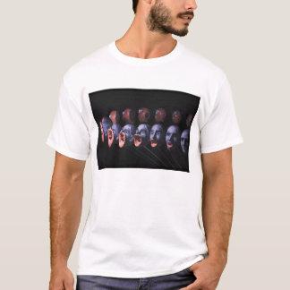 Een omringende Schreeuw T Shirt