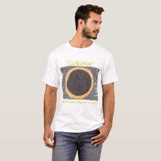 een overhemd om de zonneverduistering te vieren t shirt