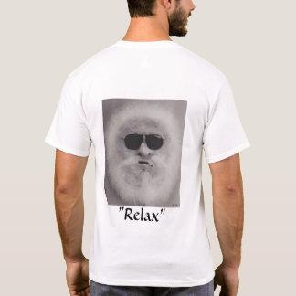 een overhemd voor het ontspannen individu t shirt