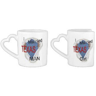 Een paar van Texas Mok