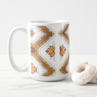 Een plafond van het Glas Koffiemok