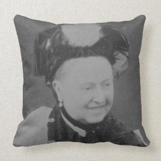 Een portret van het Jubileum van Koningin Victoria Sierkussen