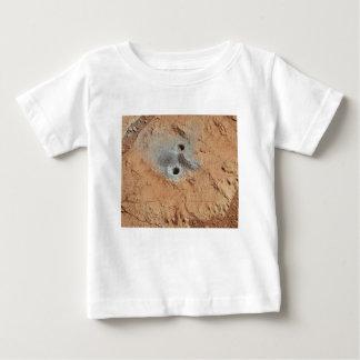 Een schedel op Mars? Baby T Shirts
