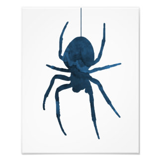 Een spin foto afdrukken