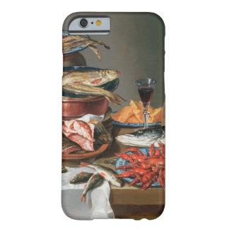 Een stilleven van een Vis, Zeekreeften van de Barely There iPhone 6 Hoesje