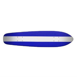 Één Streep Longboard Skate Deck