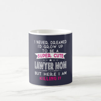 Een super leuk Mamma van de Advocaat Koffiemok