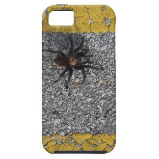 Een tarantula die de weg kruisen tough iPhone 5 hoesje