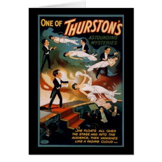 Één van de verbazende geheimen van Thurston Briefkaarten 0