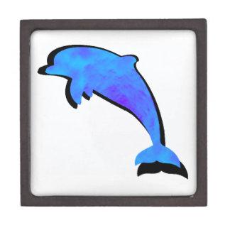 Een verhaal van Dolfijnen Premium Opbergdoosje