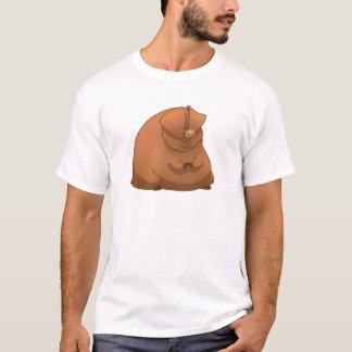 Één Vet Varken op een Overhemd T Shirt