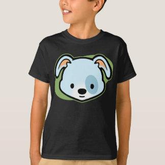 Een vriendschappelijke T-shirt van het Streepje