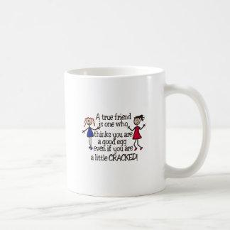 Een ware Vriend Koffiemok