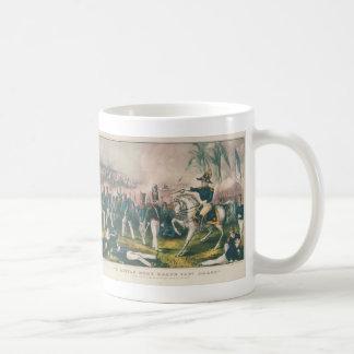 Een weinig meer Druif Kapitein Bragg Mexican War Koffiemok