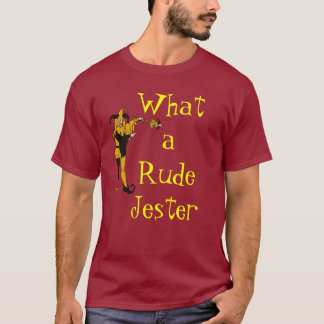 Een welke Ruwe Nar T Shirt