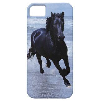 Een wild en vrij paard barely there iPhone 5 hoesje