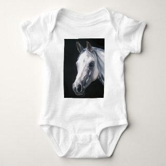 Een wit Paard Romper