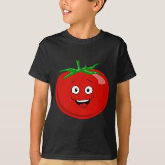 Een zeer Gelukkige Tomaat T Shirt