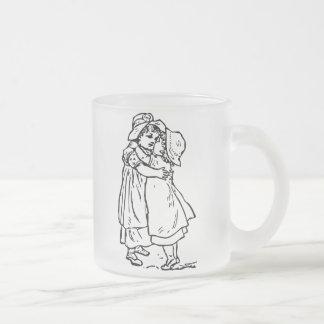 Een zuster is een Mok van het Glas van de Vriend