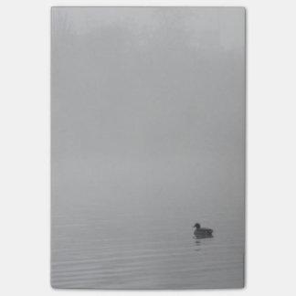 Eend in Mist Post-it® Notes