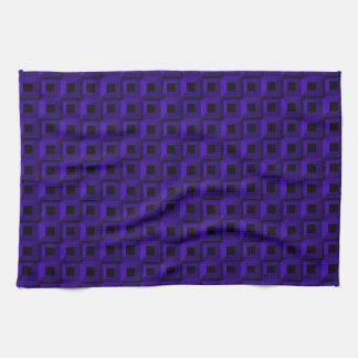 Eendenmosselen in de Donkerblauwe Handdoek van de