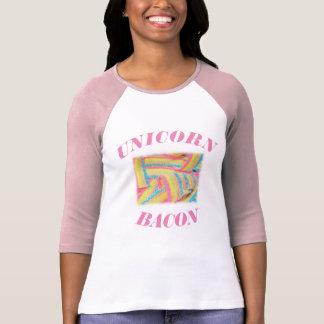 eenhoorn bacon t shirt