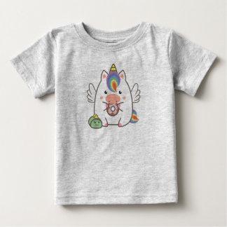 Eenhoorn & Donuts Baby T Shirts