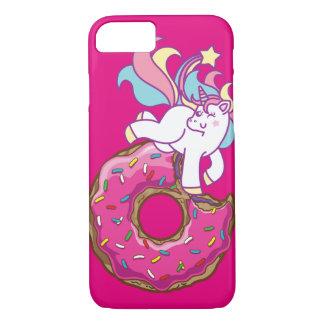 eenhoorn & doughnut iPhone 8/7 hoesje