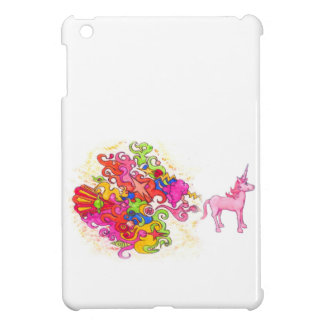 Eenhoorn Fart iPad Mini Cases