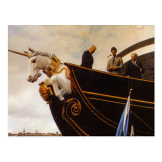 Eenhoorn HMS Briefkaart