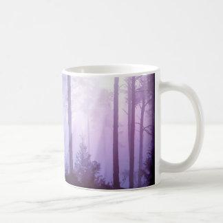 Eenhoorn in het bos koffiemok