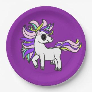 eenhoorn Ploeg, Kleurrijk Pony, de partij van de Papieren Bordje