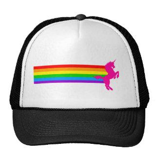 Eenhoorn van de Regenboog van de jaren '80 van de Mesh Petten