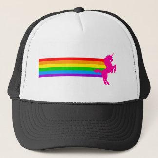 Eenhoorn van de Regenboog van de jaren '80 van de Trucker Pet