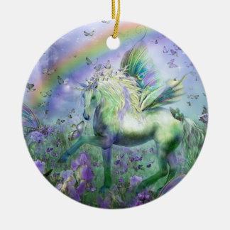 Eenhoorn van het Ornament van de Vakantie van