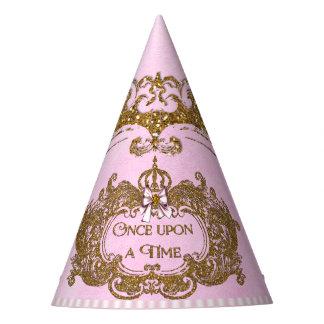 Eens de Verjaardag van de Prinses Feesthoedjes